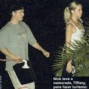 Nick Carter and Tiffanny Mannik - 454 x 470