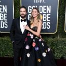 Tom Kaulitz and Heidi Klum : 76th Annual Golden Globe Awards - 400 x 600