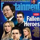 Zachary Quinto - Entertainment Weekly Magazine [United States] (31 October 2008)