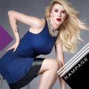 Natalia Vodianova Etam Lingerie Campaign 2014 Fallwinter