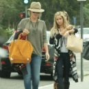 Ashley Tisdale was spotted shopping with Hilary and Haylie Duff this past Sunday, September 25, in Los Angeles - 454 x 585