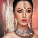 Ayyan Ali Bridal Wedding Jewelry Photo Shoot 2013 - 454 x 681