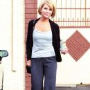 Disney star, Chelsea Kane was spotted arriving at dance rehearsals today, March 2, in Hollywood.