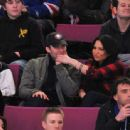 at Madison Square Garden on Sunday (February 20 2011) in New York