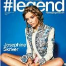 Josephine Skriver - Hashtag Legend Magazine Cover [Hong Kong] (March 2018)
