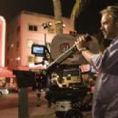 Director Sam Mendes on the set of his new film AWAY WE GO, a Focus Features release.