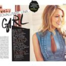 Blake Lively - Grazia Magazine Pictorial [Italy] (30 July 2014) - 454 x 303