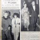 Elizabeth Taylor - La revue du Liban Magazine Pictorial [Lebanon] (15 April 1967)