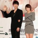 Hyun Bin and Ha Ji-Won