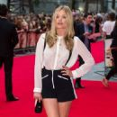 Laura Whitmore The Bad Education Movie Premiere In London