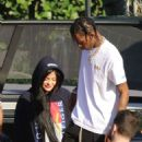 Kylie Jenner and Travis Scott – Enjoy a boat trip in Miami