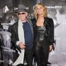 "Patti Hansen and Keith Richards at the ""One Night Only"" studio 54 event - 418 x 594"