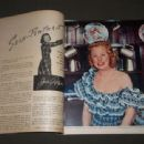 June Allyson - Screen Guide Magazine Pictorial [United States] (September 1948) - 454 x 340