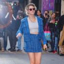 Kristen Stewart – Outside Good Morning America in New York City