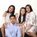 Titles: Almost a Love Story People: Ana Capri, Lotlot De Leon, Barbie Forteza, Derrick Monasterio - 454 x 302