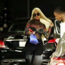 Blac Chyna – Night out in Beverly Hills - 454 x 681