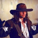 Justin Chambers as D'Artagnan in Universal's The Musketeer - 2001