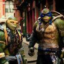 Teenage Mutant Ninja Turtles: Out of the Shadows (2016) - 454 x 188