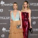 Sara and Erin Foster – 2018 Baby2Baby Gala in Los Angeles - 454 x 681