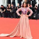 Adele Sammartino- 'Martin Eden' Red Carpet Arrivals - The 76th Venice Film Festival