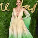 Natasha Poly–2017 Fashion Awards in London - 454 x 705