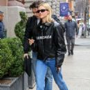 Nicola Peltz and Brooklyn Beckham – Out in New York City