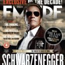 Arnold Schwarzenegger - Empire Magazine Cover [United Kingdom] (November 2012)