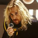 Sam Rockwell as Zaphod Beeblebrox in Disney Pictures' adventure The Hitchhiker's Guide to the Galaxy.