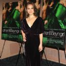"Natalie Portman - Feb 26 2008 - ""The Other Boleyn Girl"" Premiere In New York City"