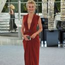 Julianne Hough attends the 2012 CFDA Fashion Awards at Alice Tully Hall on June 4, 2012 in New York City - 435 x 594