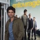 Adrian Grenier attends the