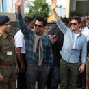 Tom Cruise & Anil Kapoor at Mumbai Airport Photo Gallery