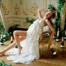Scarlett Johansson Moet and Chandon Ad Campaign 2011
