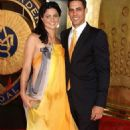 Mitchell Johnson and Jessica Bratich - 454 x 789