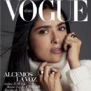 Salma Hayek – Vogue Mexico Magazine (November 2018)