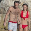 James Middleton and Alizee Thevenet - 454 x 317