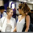 Kate Beckinsale Arrives at Heathrow Airport in London - 454 x 429