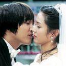 Tae-hyun Cha and Ye-jin Son
