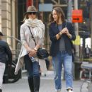 Jennifer Aniston In Jeans Out In New York