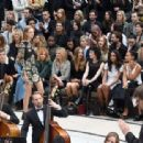 Benedict Cumberbatch-September 21, 2015-Burberry Womenswear Spring/Summer 2016 - Front Row & Runway - 454 x 312