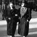Toto and Diana Bandini Rogliani