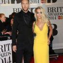 Calvin & Rita at Brit Awards 2014
