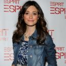 Emmy Rossum - Esprit Flagship Store Opening At Esprit On March 23, 2010 In New York City