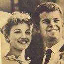 Russ Tamblyn and Venetia Stevenson