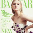 Elle Fanning – Harper's Bazaar Germany (May 2018)