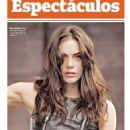 Emilia Attías - Clarin Magazine Cover [Argentina] (10 April 2014)