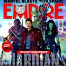 Chris Pratt, Zoe Saldana, Dave Bautista, Bradley Cooper, Vin Diesel - Empire Magazine Cover [United Kingdom] (September 2014)