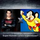 The Noite com Danilo Gentili: Man of Steel