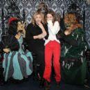Chloe Moretz – Visits Knotts Scary Farm in Buena Park