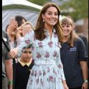 Kate Middleton – Attends the 'Back to Nature' festival in England - 454 x 556